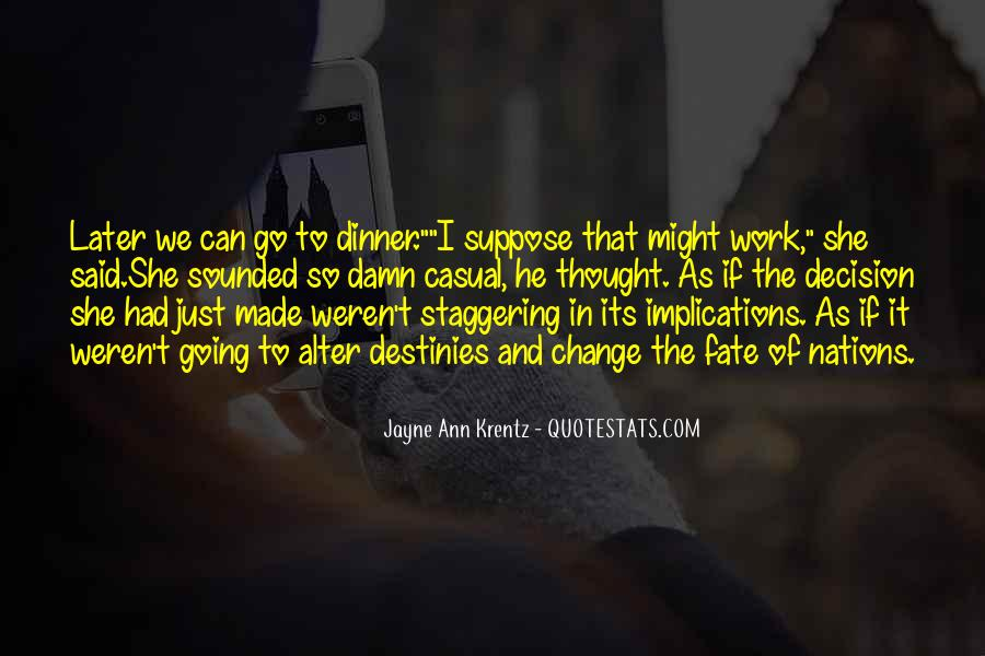 Quotes About Work And Change #394950