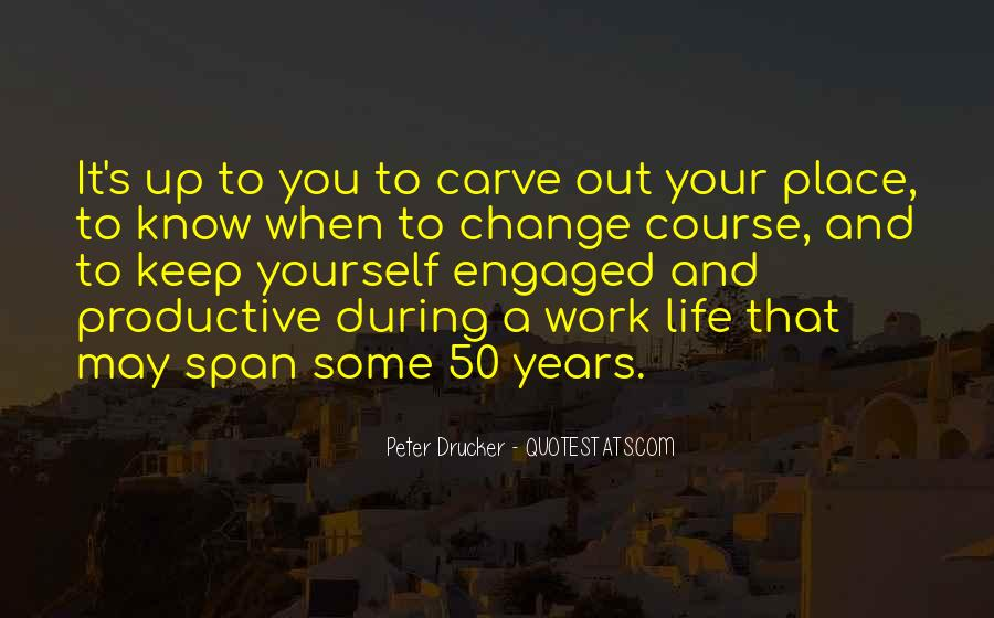 Quotes About Work And Change #429210