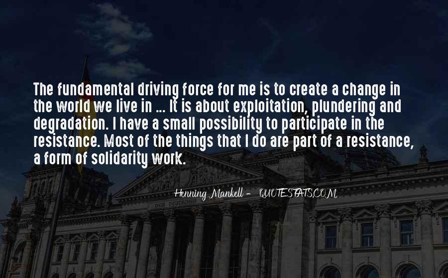 Quotes About Work And Change #43015