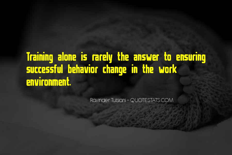 Quotes About Work And Change #431316