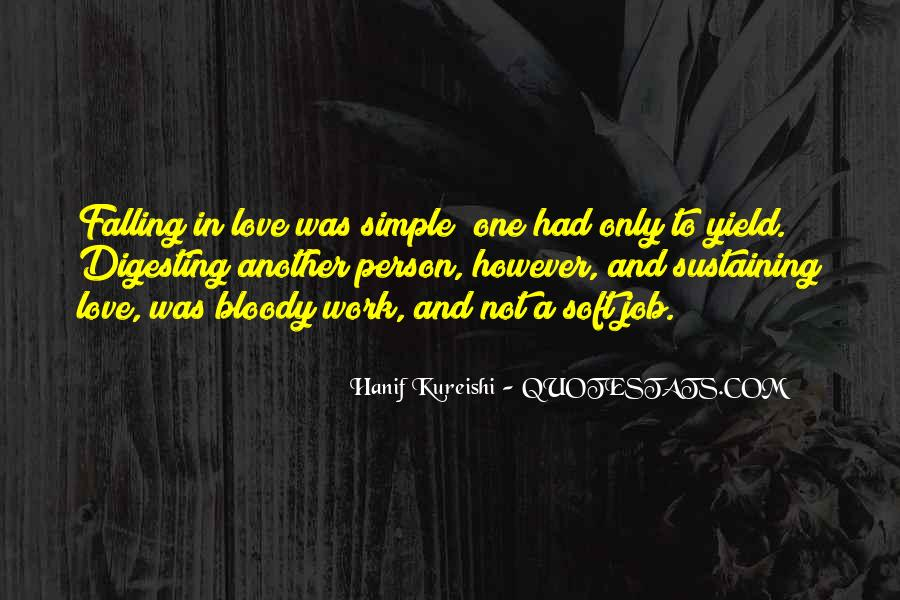 Quotes About Work Vs Love #694