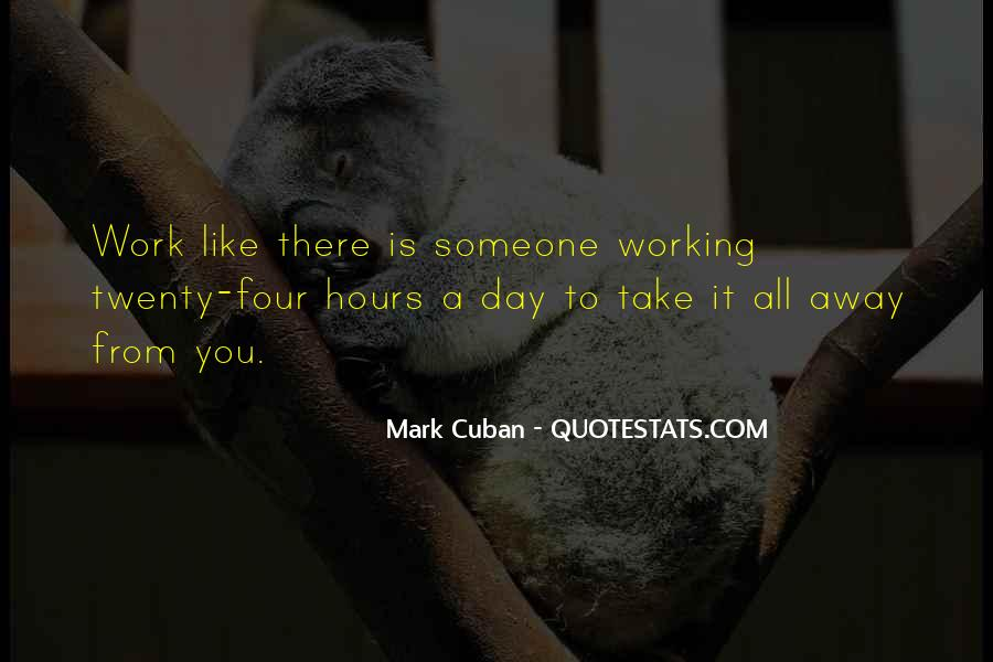 Quotes About Working For Your Success #139186
