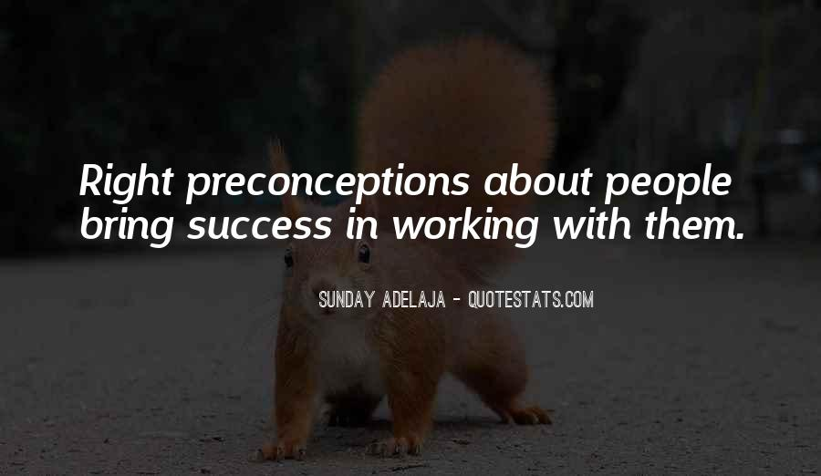 Quotes About Working For Your Success #224825
