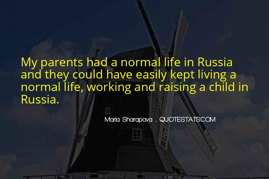 Quotes About Working Parents #1042079