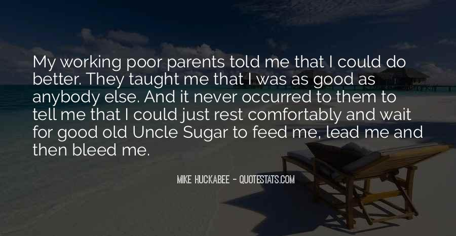 Quotes About Working Parents #1055358