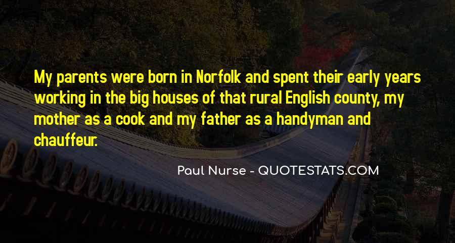 Quotes About Working Parents #1101355