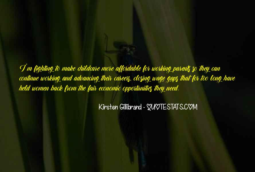 Quotes About Working Parents #1111341