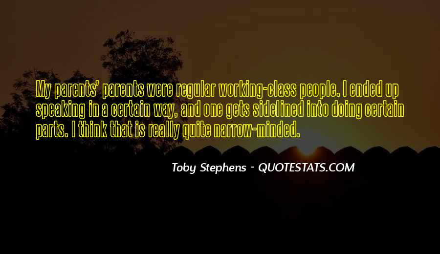 Quotes About Working Parents #1558907
