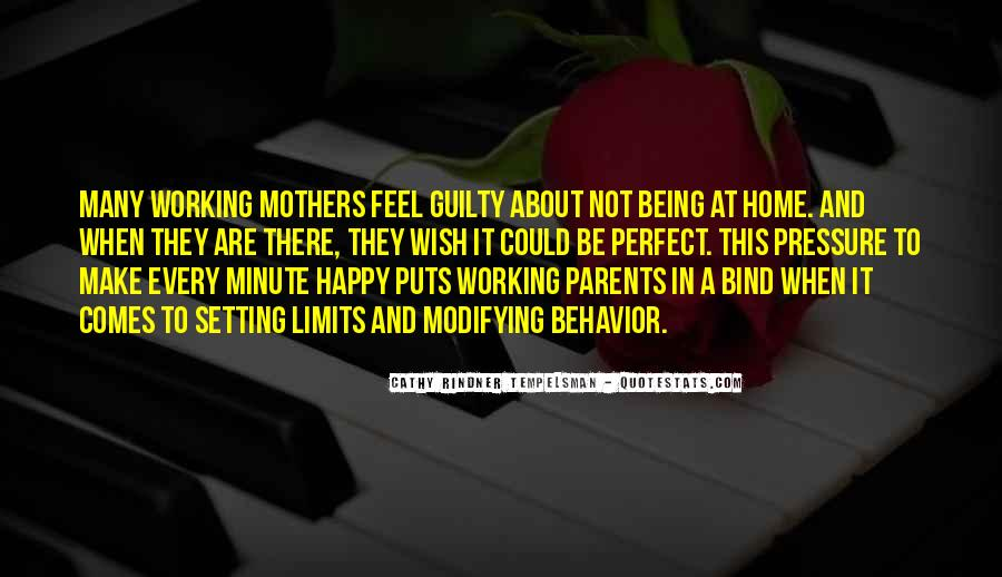 Quotes About Working Parents #174637