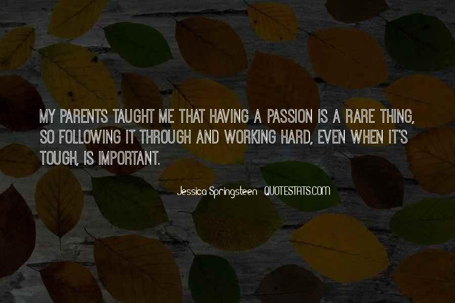 Quotes About Working Parents #453538