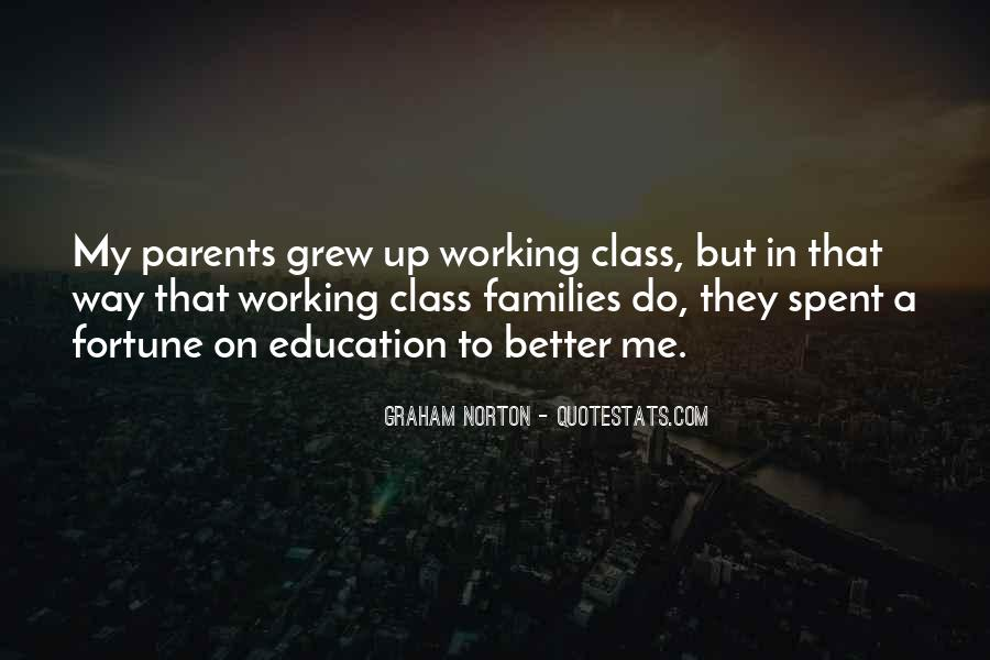 Quotes About Working Parents #996728