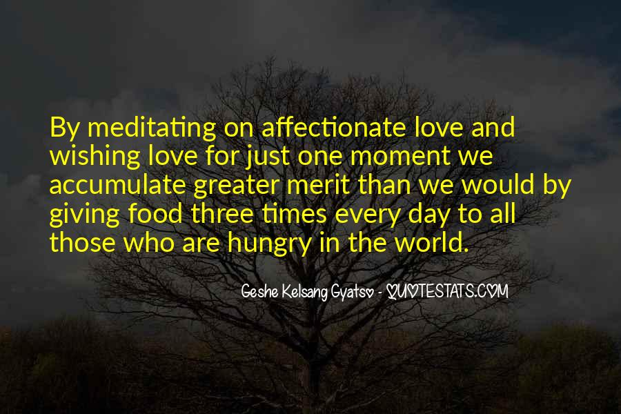Quotes About World Food Day #235854