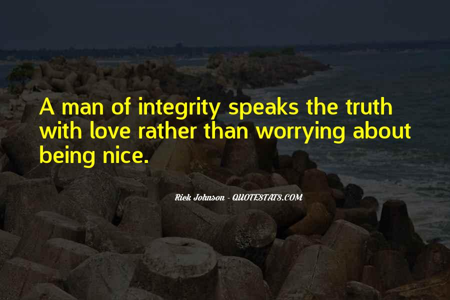 Quotes About Worrying About The One You Love #537220
