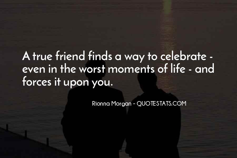 Quotes About Worst Moments #1235066