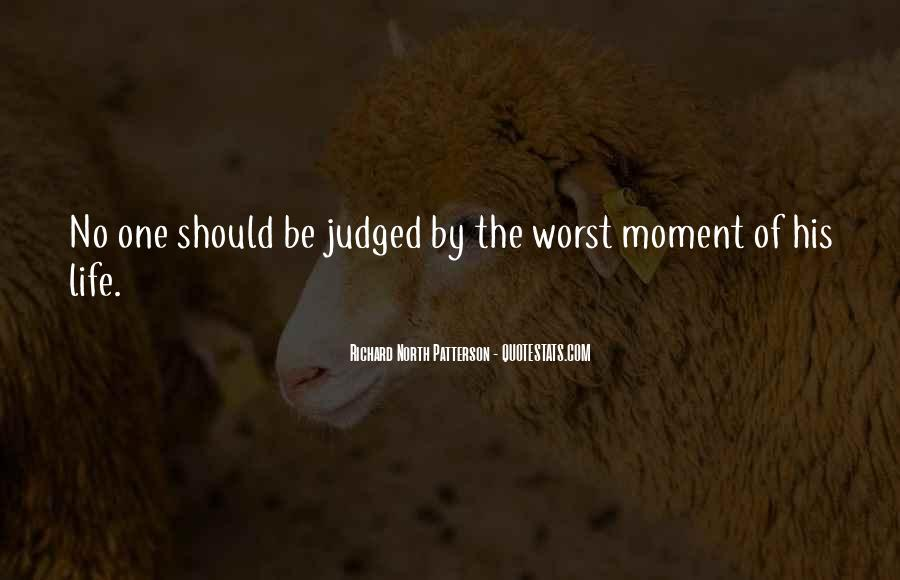 Quotes About Worst Moments #1682776
