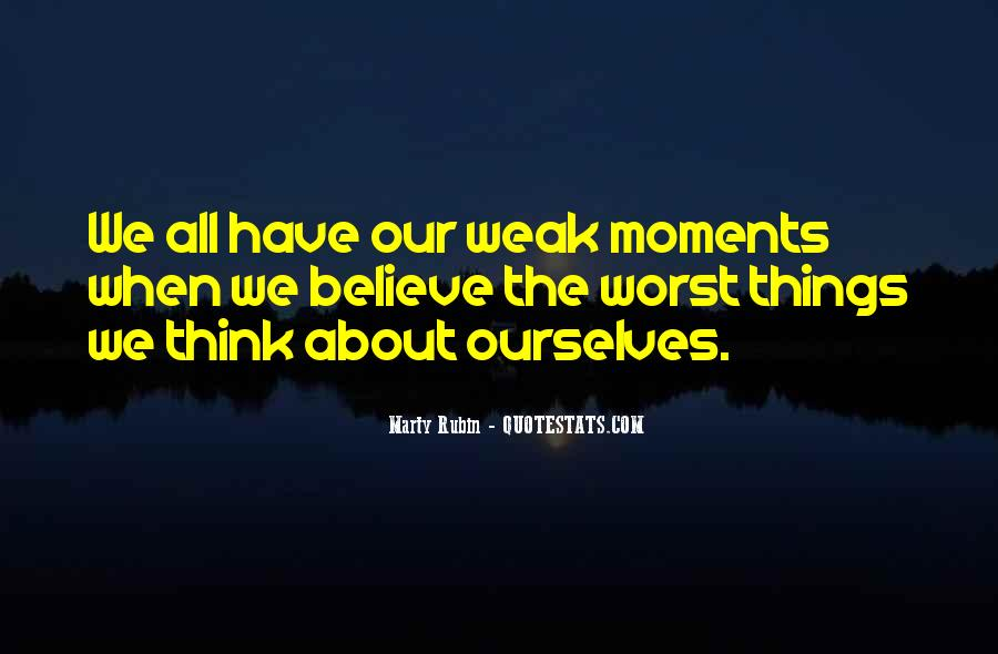 Quotes About Worst Moments #561729