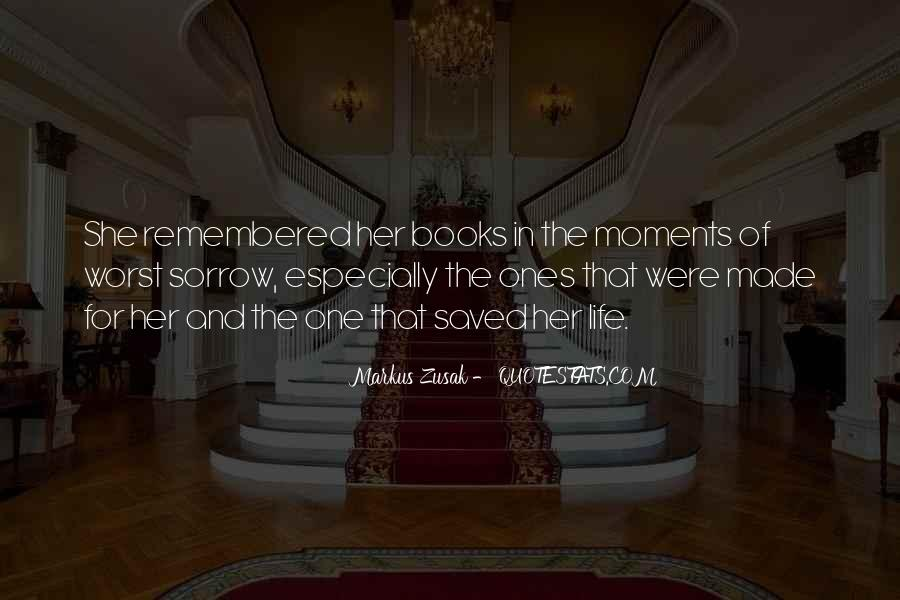 Quotes About Worst Moments #738898