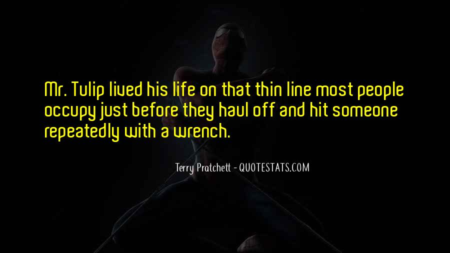 Quotes About Wrench #1434654