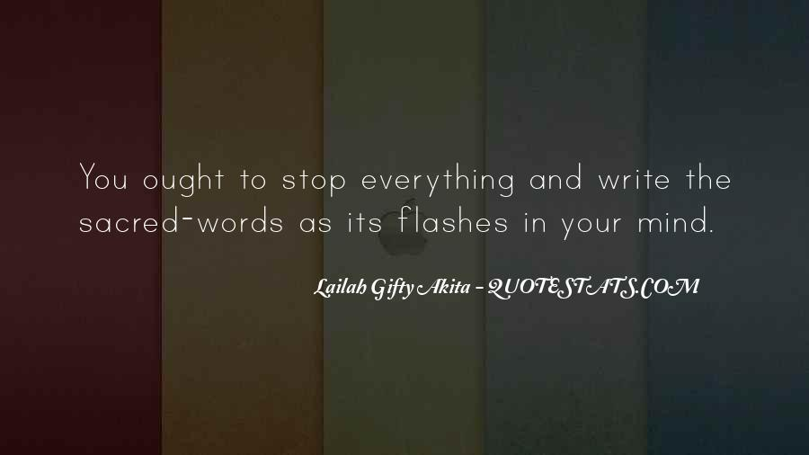 Quotes About Writing Advice #136193