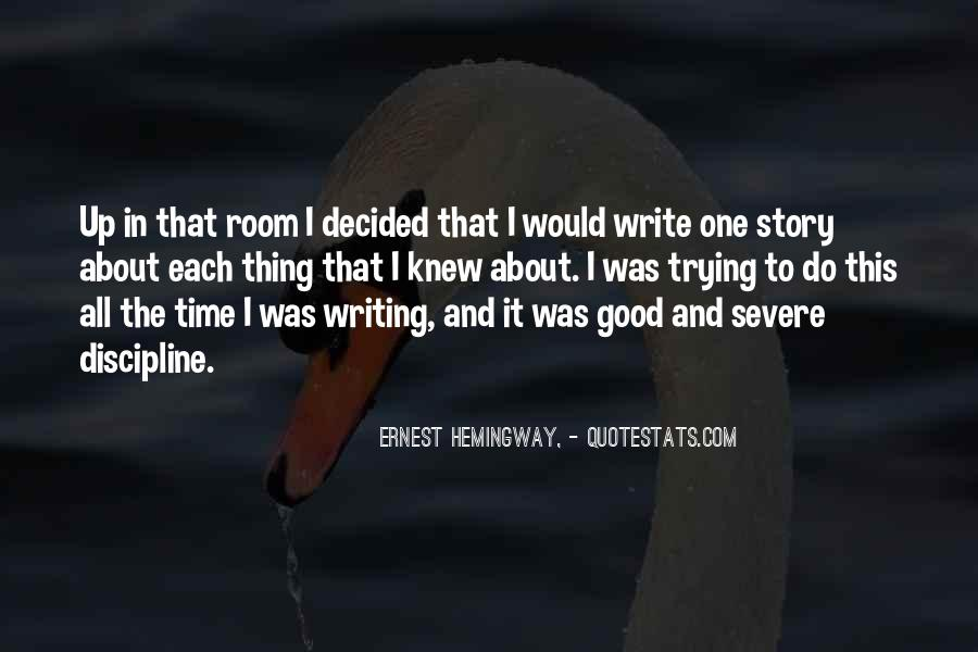 Quotes About Writing Advice #155839