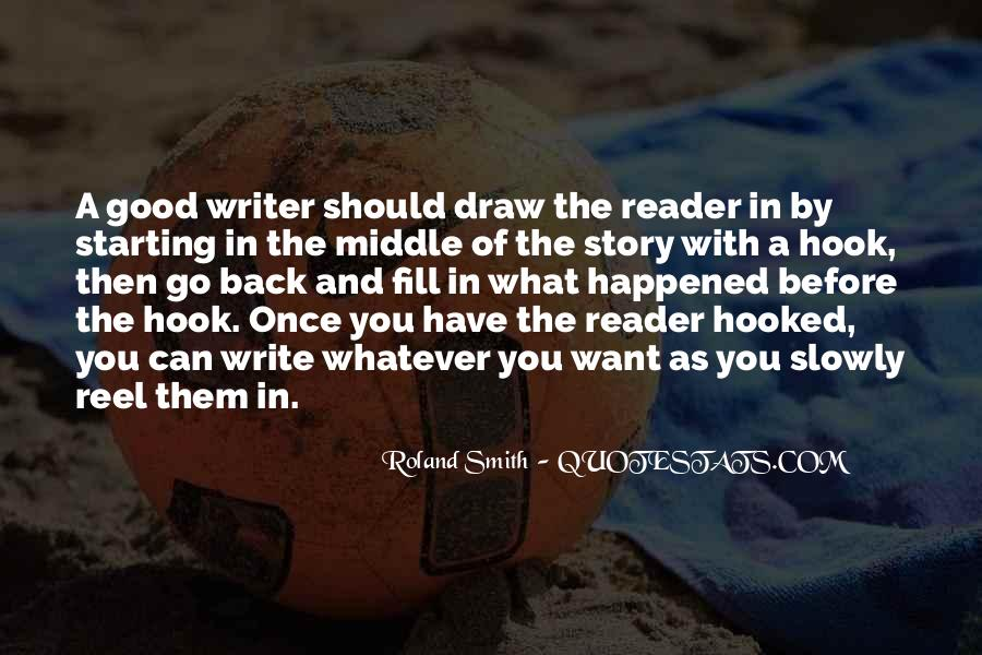 Quotes About Writing Advice #172161