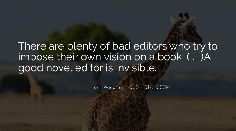Quotes About Writing Advice #173513