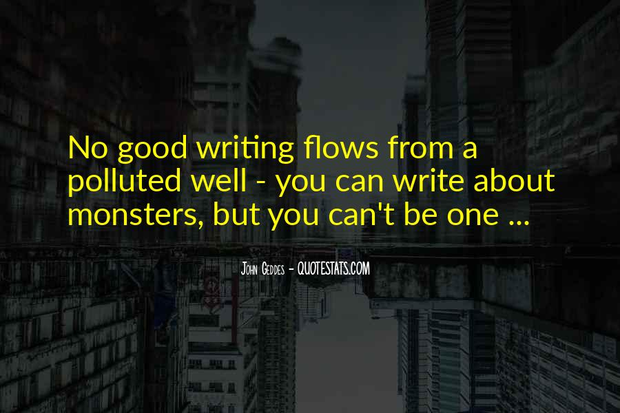 Quotes About Writing Advice #192482