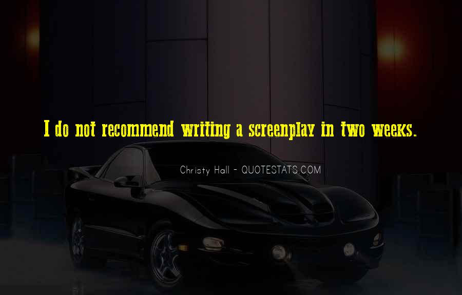 Quotes About Writing Advice #197016