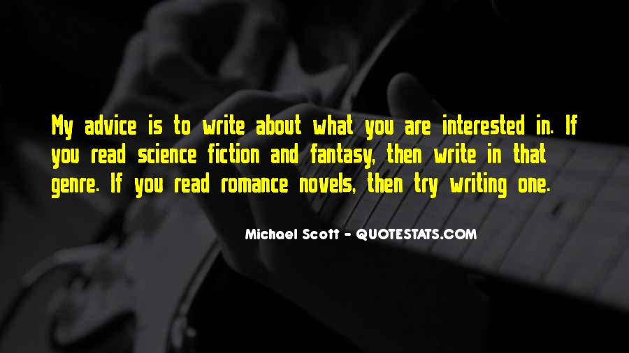 Quotes About Writing Advice #218442