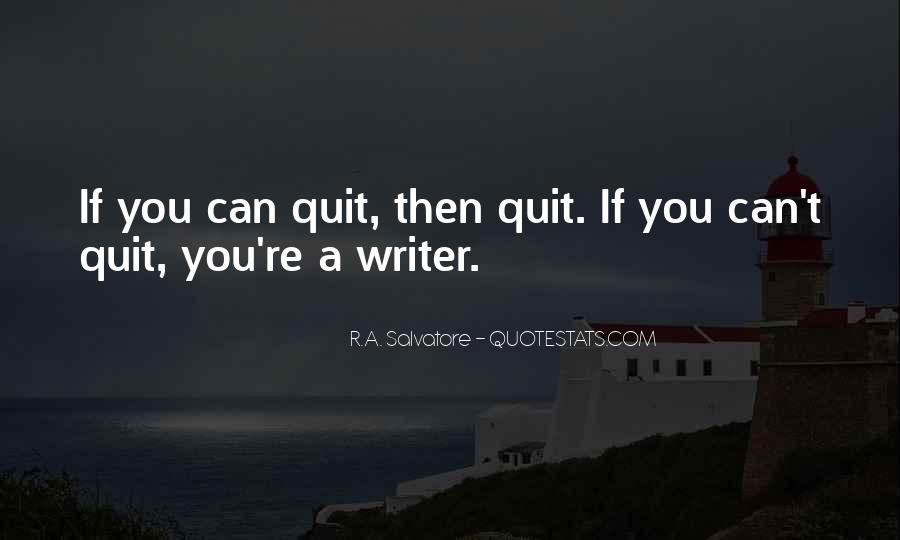 Quotes About Writing Advice #245973