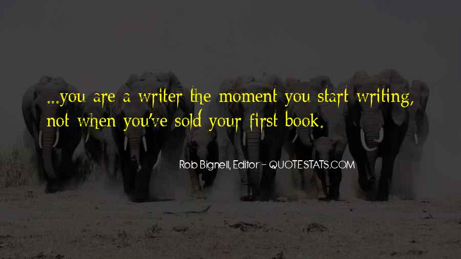 Quotes About Writing Advice #266856