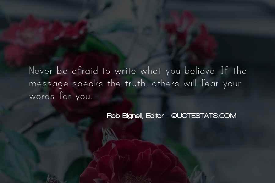 Quotes About Writing Advice #270513