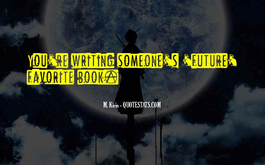 Quotes About Writing Advice #276916