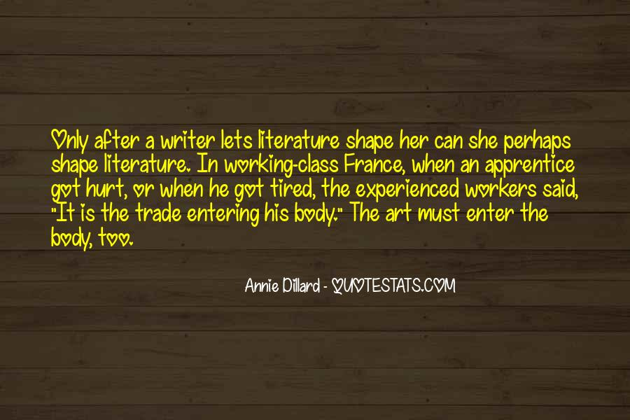 Quotes About Writing Advice #311910
