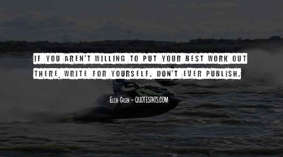 Quotes About Writing Advice #314715