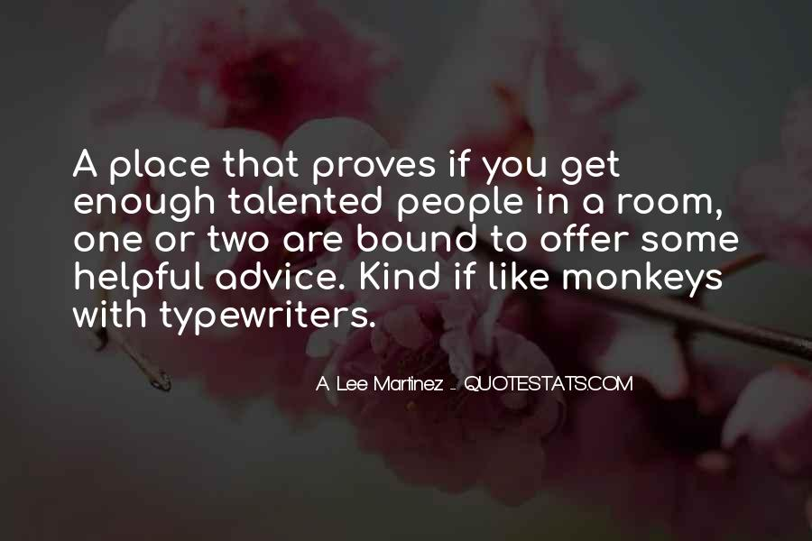Quotes About Writing Advice #98613