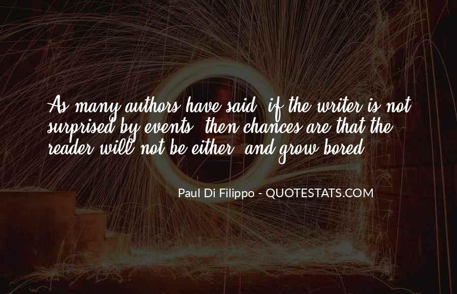 Quotes About Writing By Authors #1306293