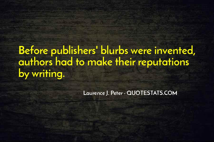 Quotes About Writing By Authors #1552440