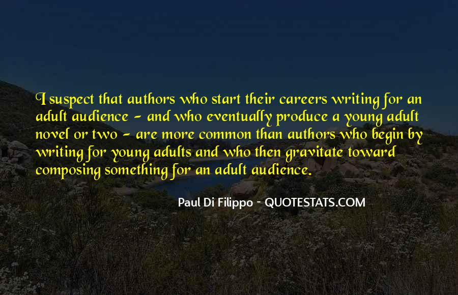 Quotes About Writing By Authors #1554212