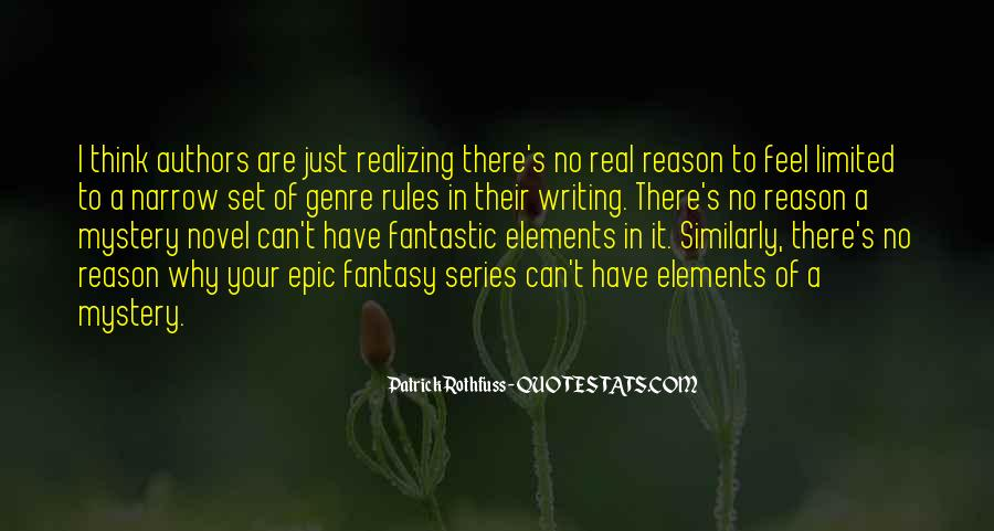 Quotes About Writing By Authors #169730