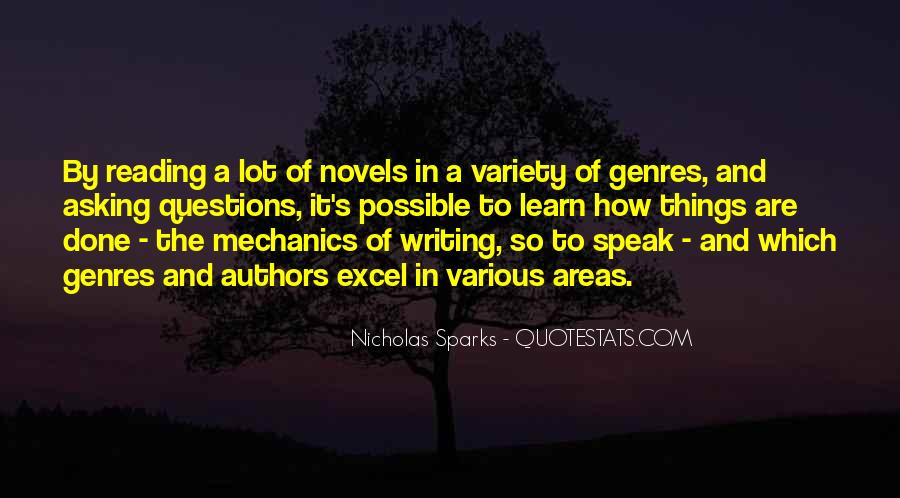 Quotes About Writing By Authors #1740208