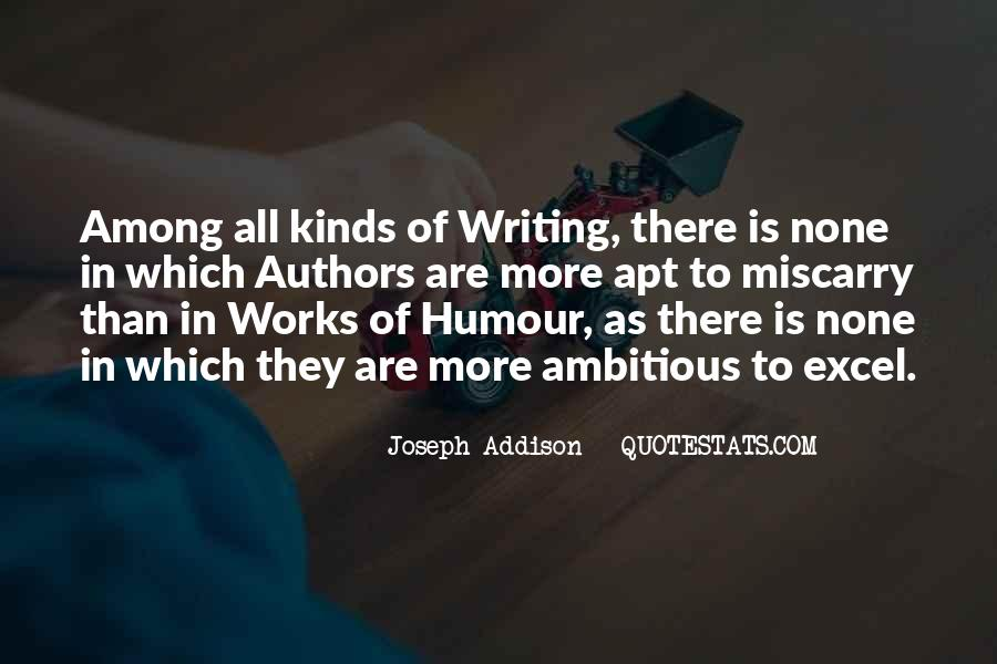 Quotes About Writing By Authors #199521