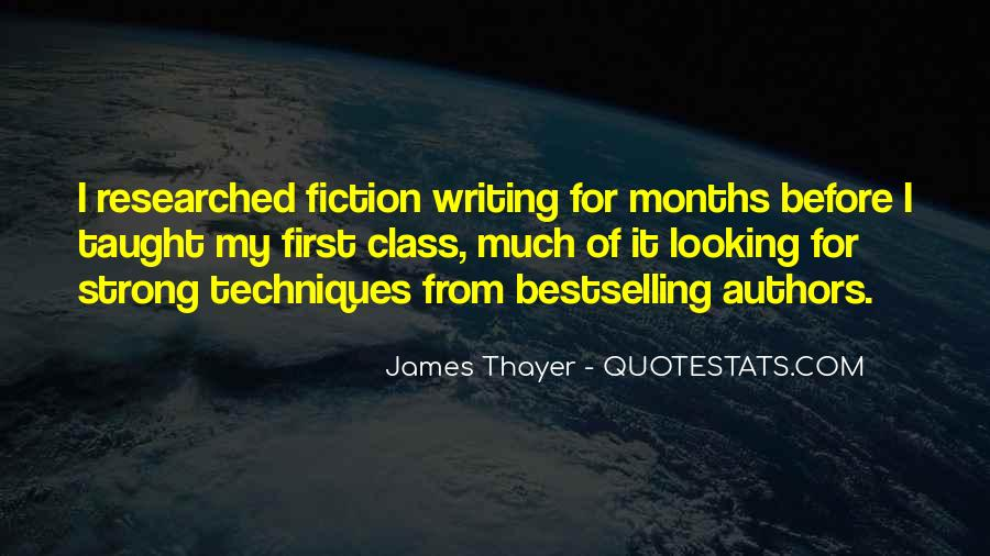 Quotes About Writing By Authors #202216