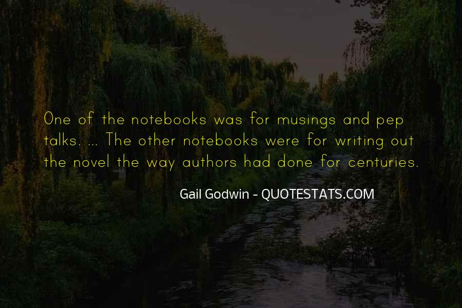 Quotes About Writing By Authors #20614
