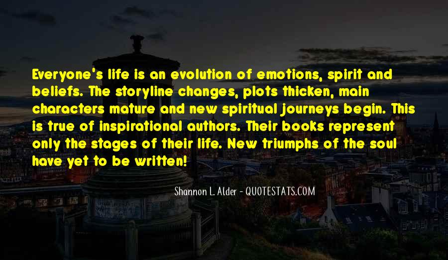 Quotes About Writing By Authors #208984
