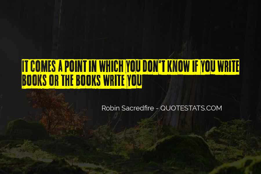 Quotes About Writing By Authors #243126