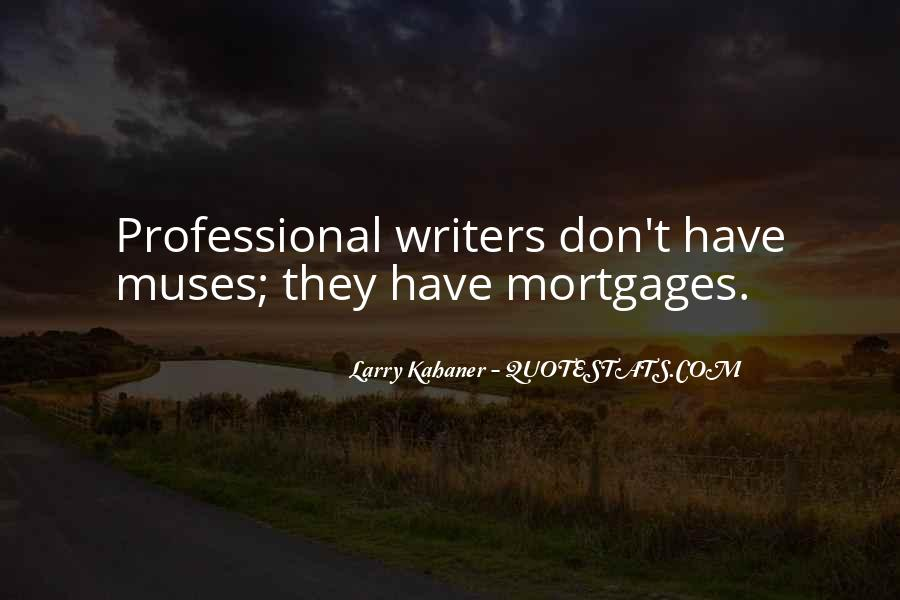 Quotes About Writing By Authors #260569