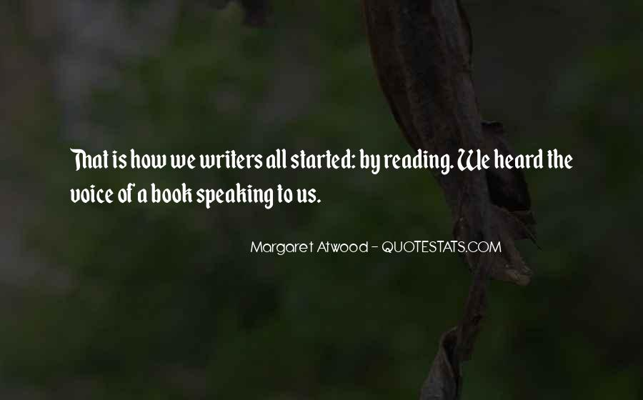 Quotes About Writing By Authors #277887