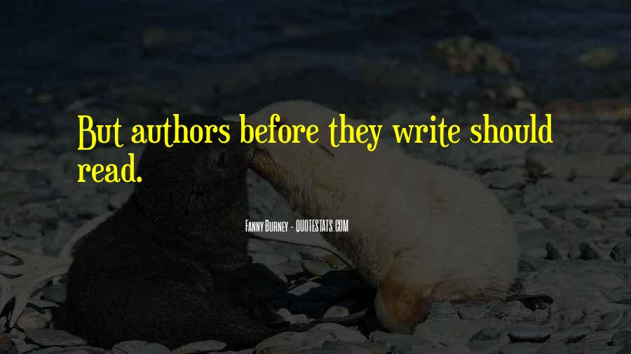 Quotes About Writing By Authors #29176