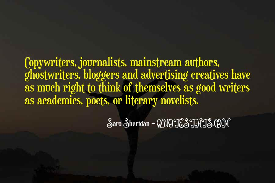 Quotes About Writing By Authors #299566